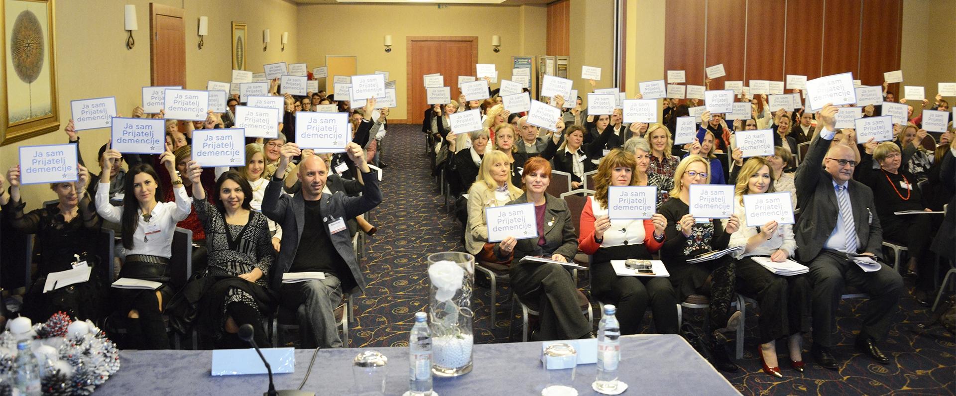 Hrvatska udruga za Alzheimerovu bolest (HUAB) održala edukativnu konferenciju