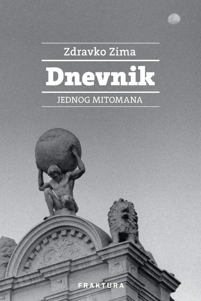 """Zdravko Zima predstavio """"Dnevnik jednog mitomana"""""""