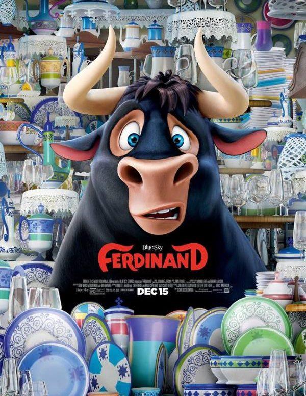 VIDEO: FERDINAND Pogledajte najave za animirani film