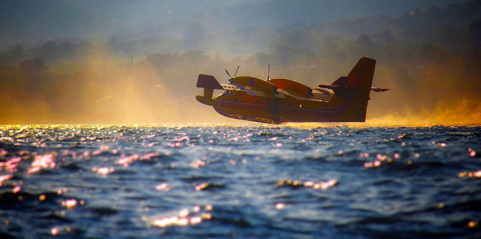 U padu hidroaviona u Australiji šest mrtvih
