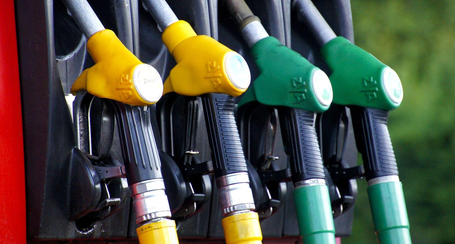 SPLIT Maskirani pljačkaši 'poharali' benzinsku postaju kod Lovrinca