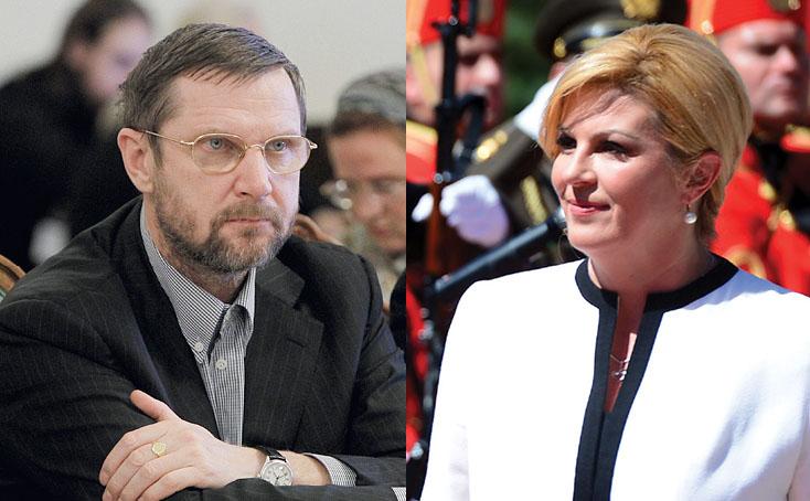 MISTERIJ posjeta hrvatske predsjednice šipanskom imanju 'Putinova masera'