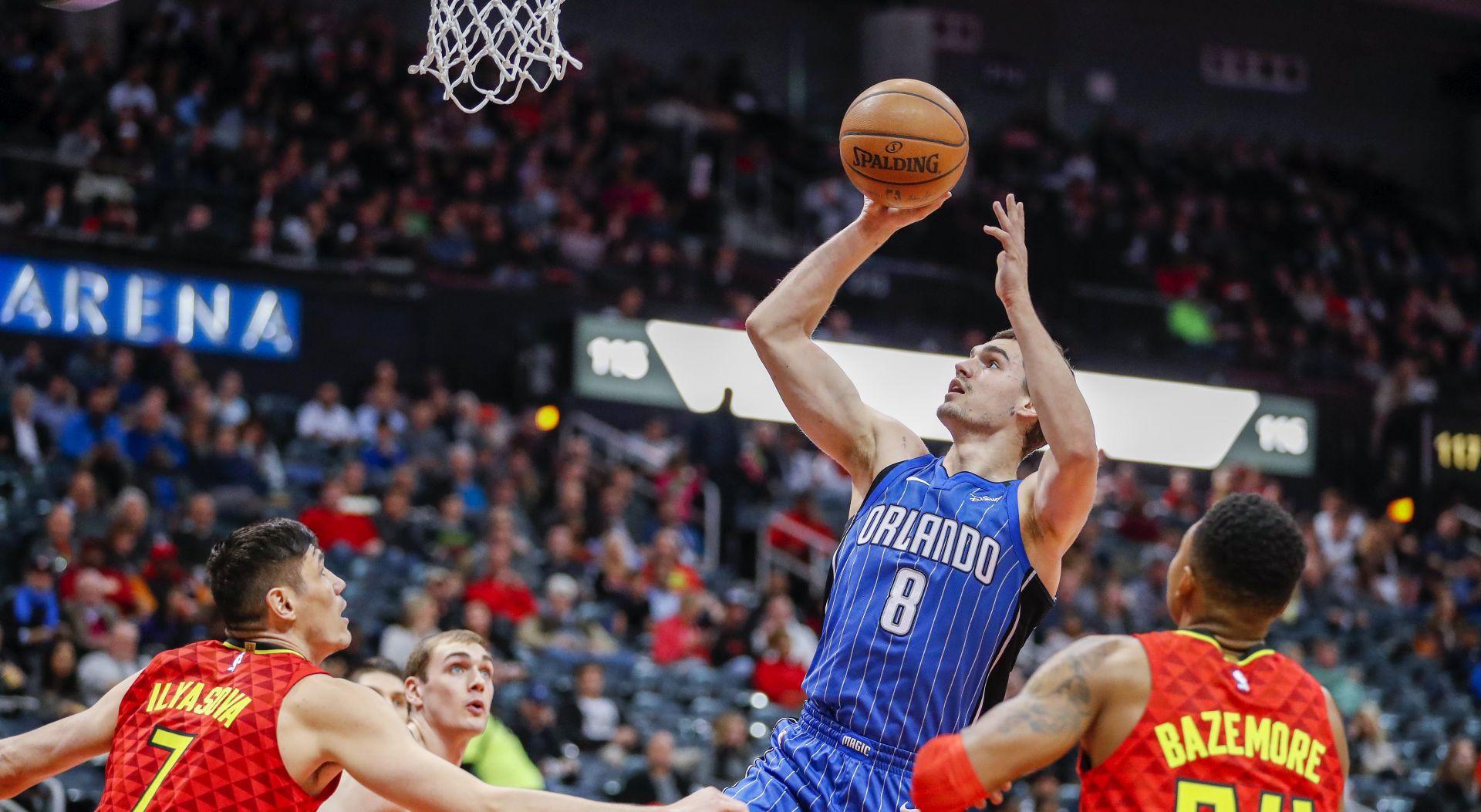 NBA Bogdanović i Šarić zabili po 17 koševa, Hezonja ubacio 16