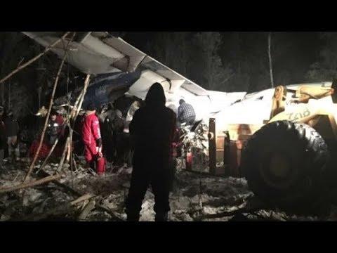 VIDEO: SREĆA U NESREĆI Srušio se kanadski avion, svi su preživjeli