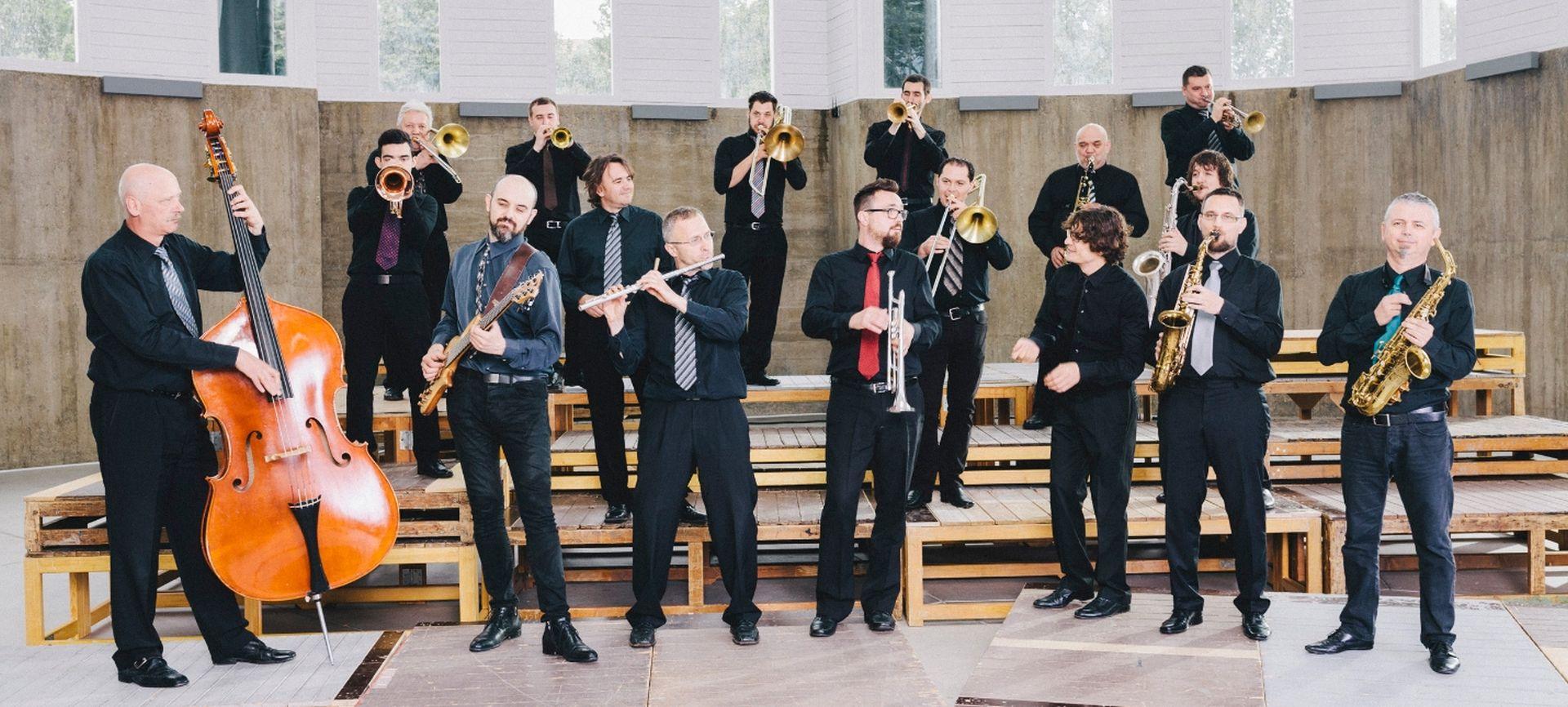 Svečani koncert u povodu 70 godina Jazz orkestra HRT-a