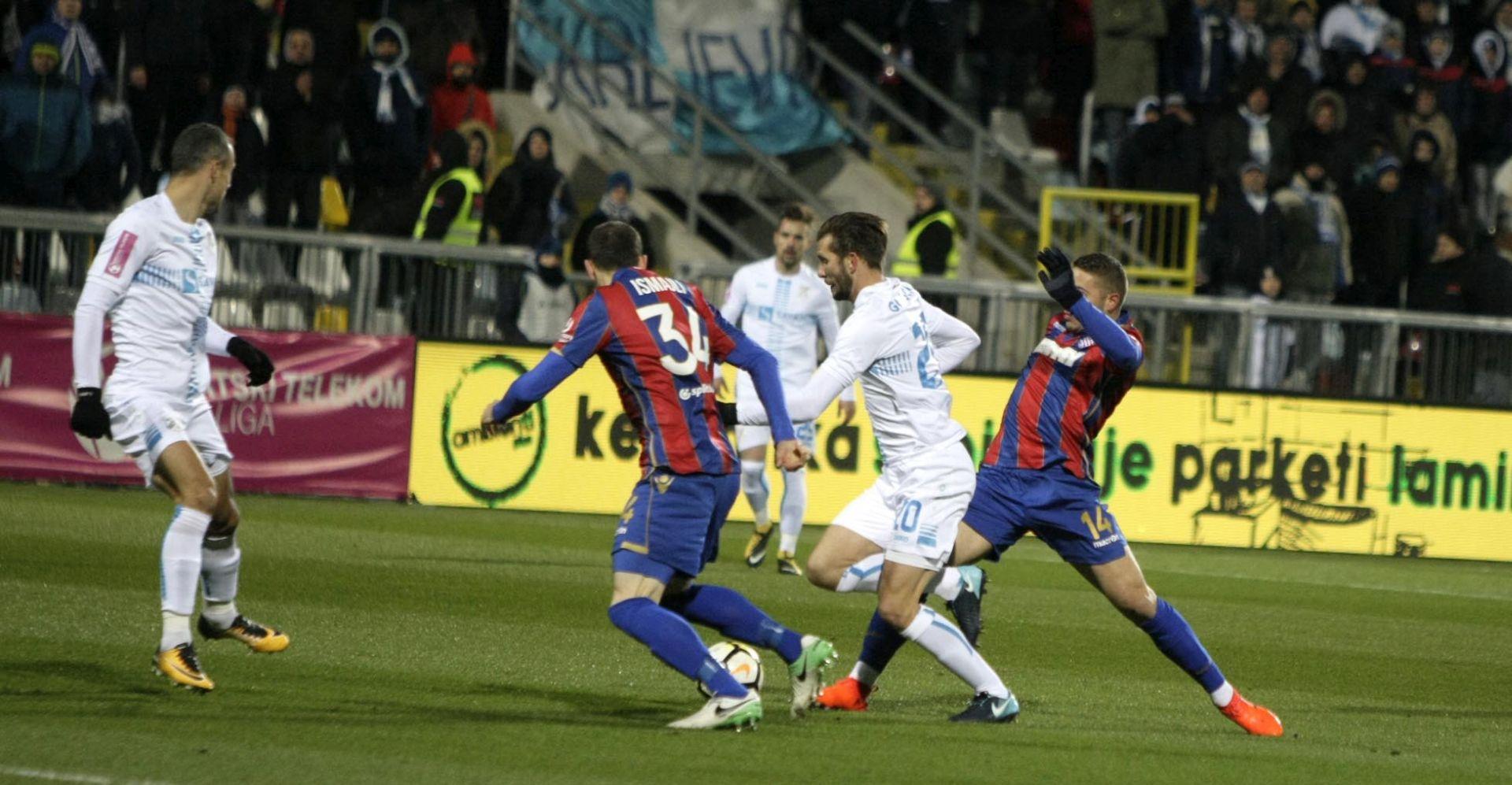 JADRANSKI DERBI SPLIĆANIMA Rijeka – Hajduk 1-2