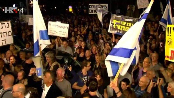 Izrael uvodi smrtnu kaznu za teroriste