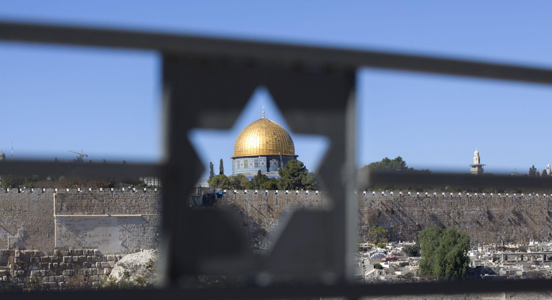 EU ne odobrava Trumpovu odluku o Jeruzalemu