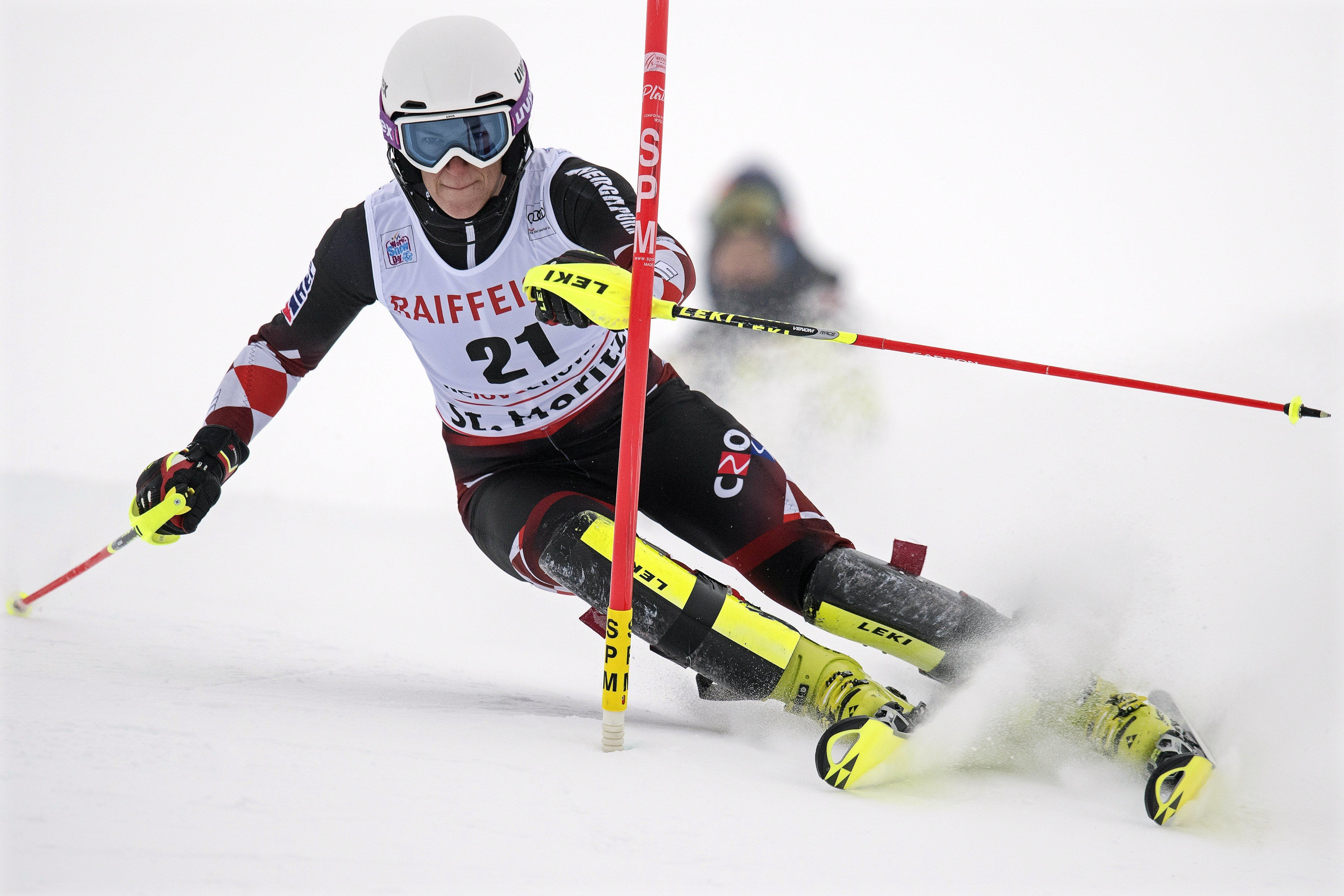Skijanje: Popović za 14 stotinki promašila glavnu utrku