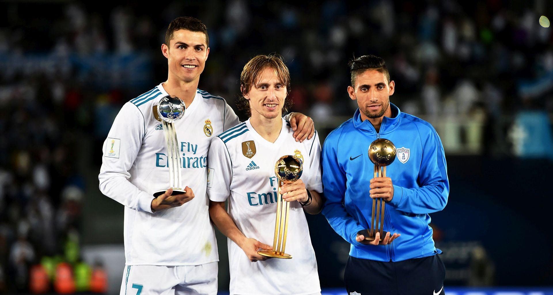 ZASLUŽENO Luka Modrić izabran za najboljeg igrača svjetskog klupskog prvenstva