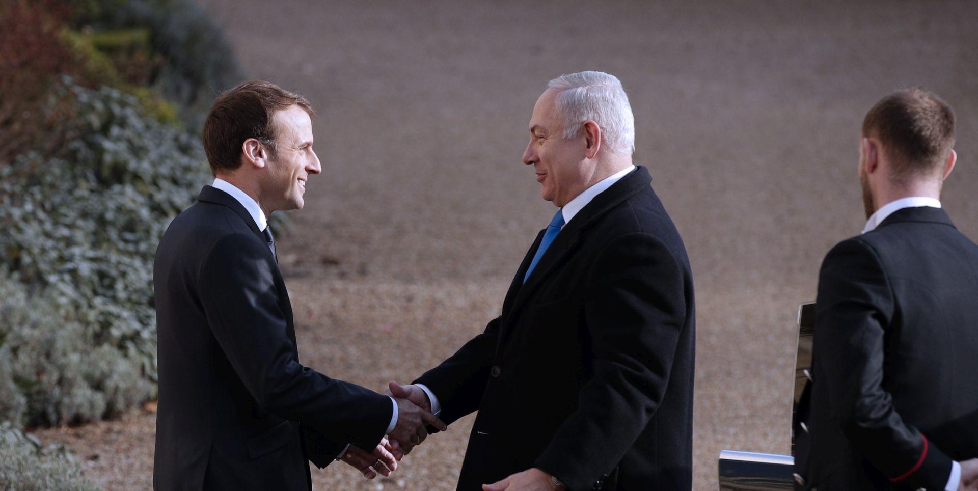 """NETANYAHU: """"Palestinci moraju prihvatiti da je Jeruzalem glavni grad Izraela…"""""""