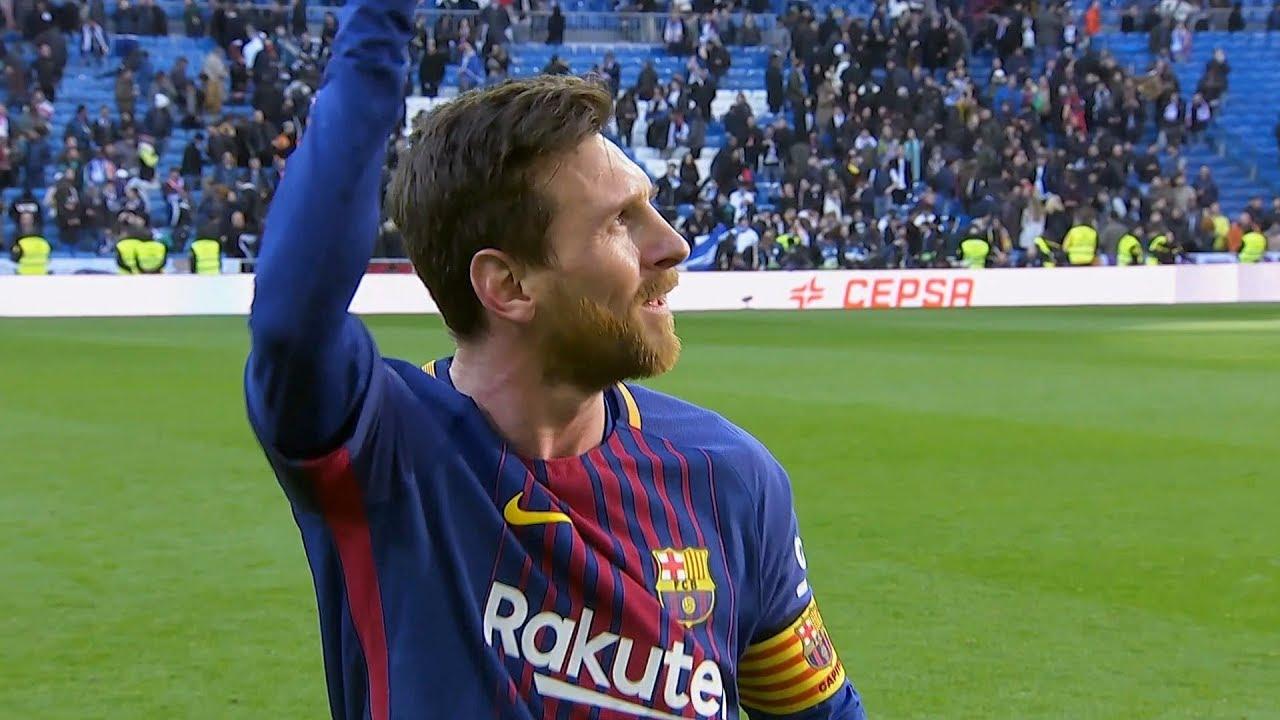 VIDEO: Messi većinu 'Clasica' proveo – šetajući