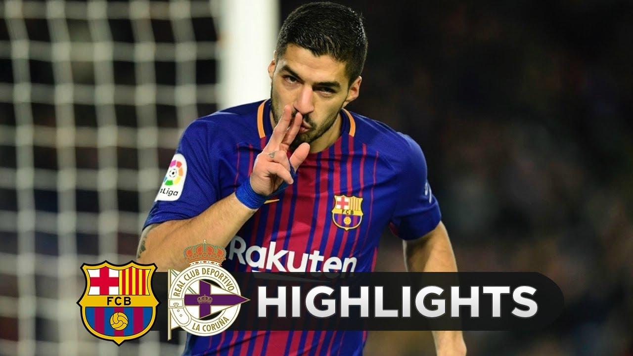 VIDEO: Uvjerljiva pobjeda Barcelone, poništen im još jedan regularan gol