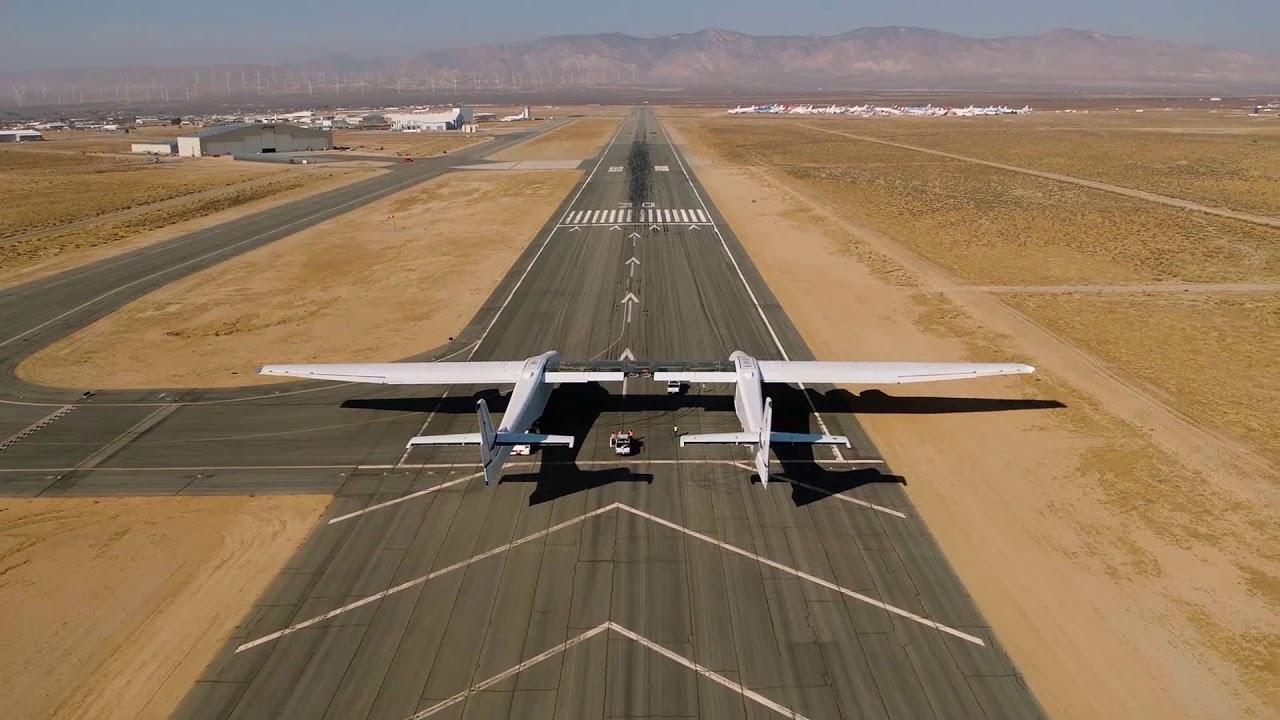VIDEO: Najveći zrakoplov na svijetu testiran na pisti