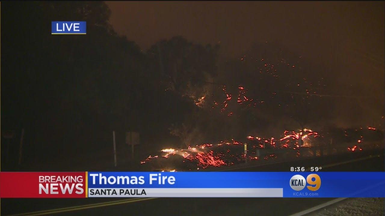 VIDEO: Požar prijeti stotinama kuća sjeverno od Los Angelesa