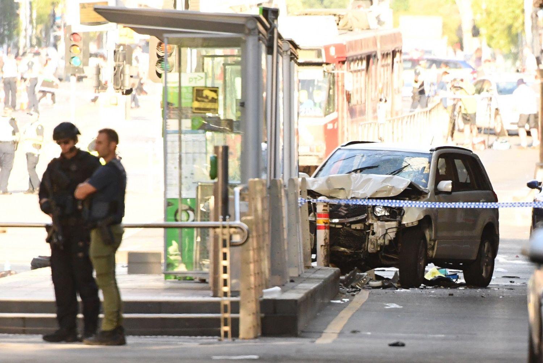 Izbjeglica iz Afganistana optužen za napad automobilom u Melbourneu