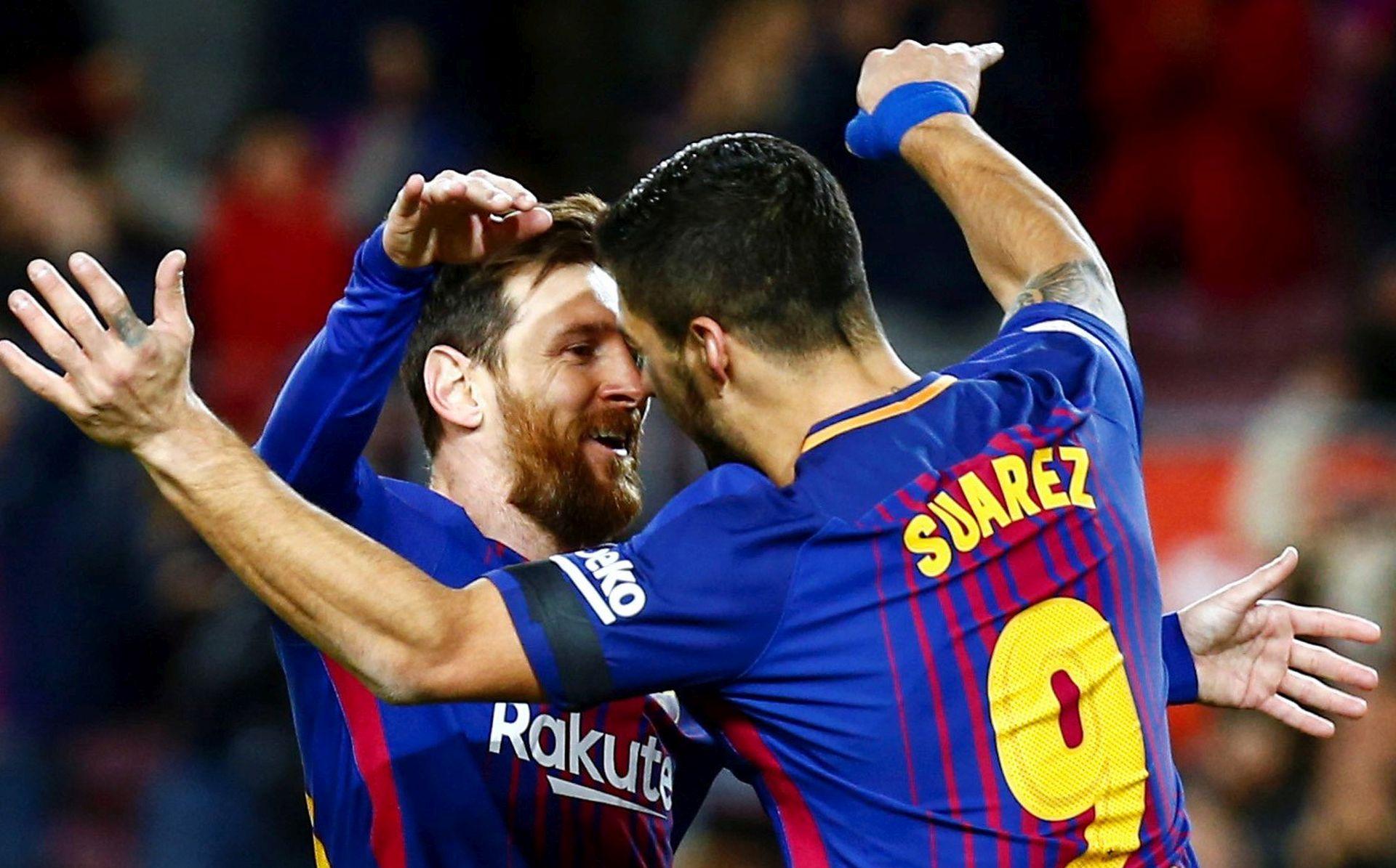 Barcelona – Atletico 1-0, 600. gol Messija