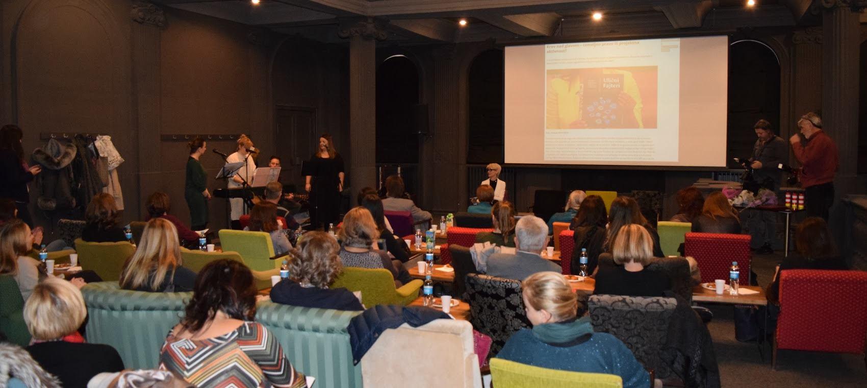 FOTO: Hrvatska mreža protiv siromaštva dodijelila nagradu 'Svjetionik'