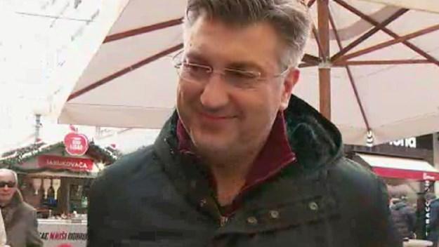 Plenković čestitao građanima Božić i otkrio zašto ne jede ribu