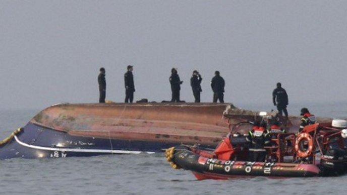 13 poginulih, dvoje nestalih nakon pomorske nesreće u Južnoj Koreji
