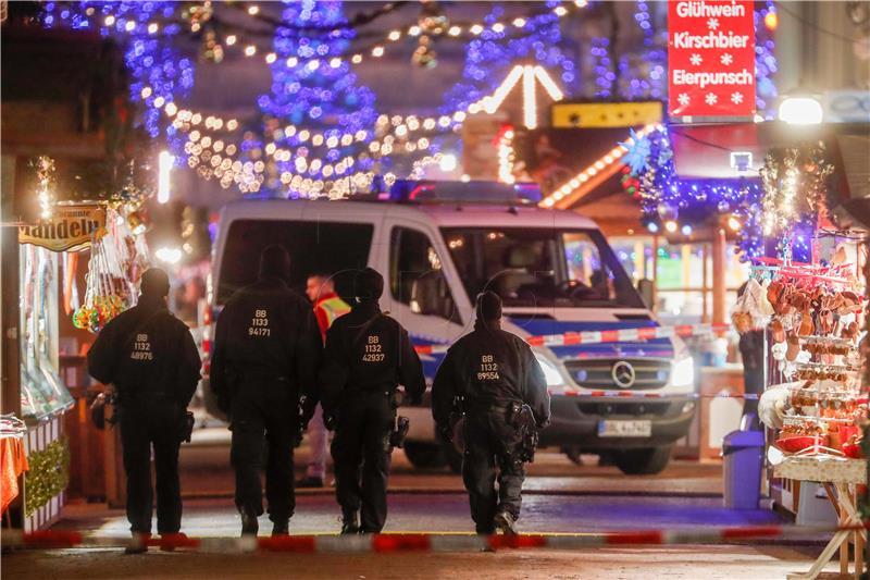 U Brandenburgu ponovno otvoreni Božićni sajmovi