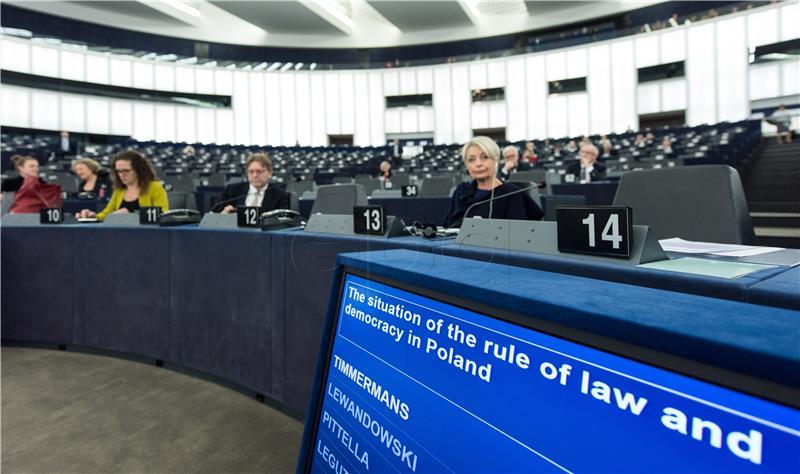 Europski parlament treba ostati u Strasbourgu