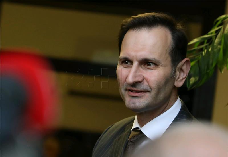 KOVAČ 'Hrvati i Republika Hrvatska spasili su BiH'
