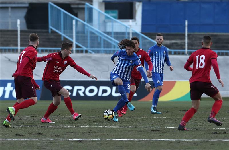Cibalia slavila protiv Lokomotive 3-1
