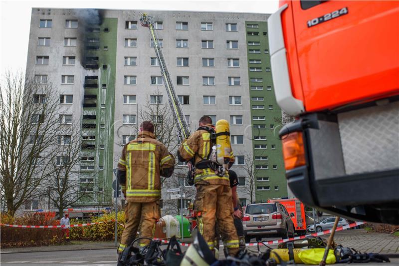 Najmanje četiri mrtva u požaru u Saarbrueckenu