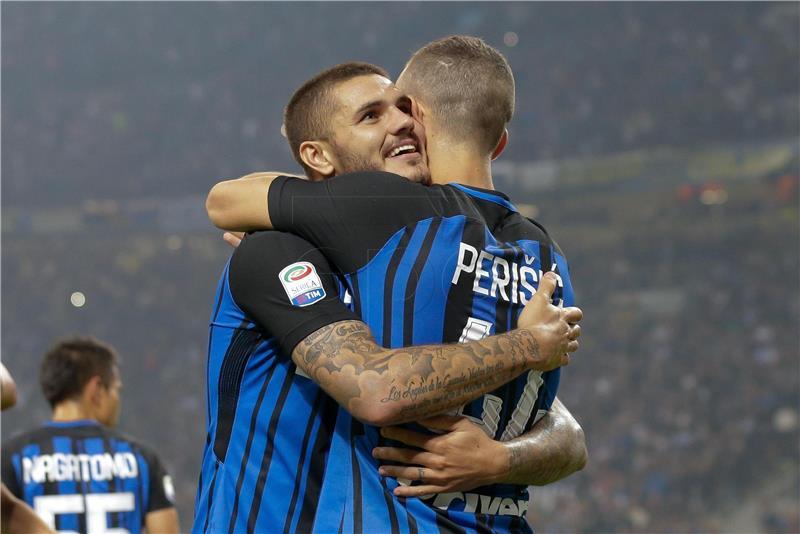 Inter preuzeo vodstvo, tri gola Perišića, asistencija Brozovića