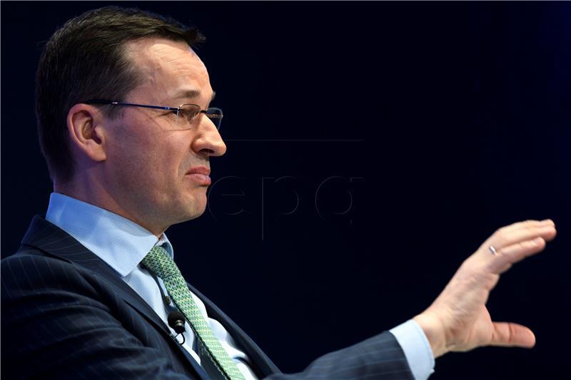Poljski ministar financija Morawiecki premijer umjesto Beate Szydlo