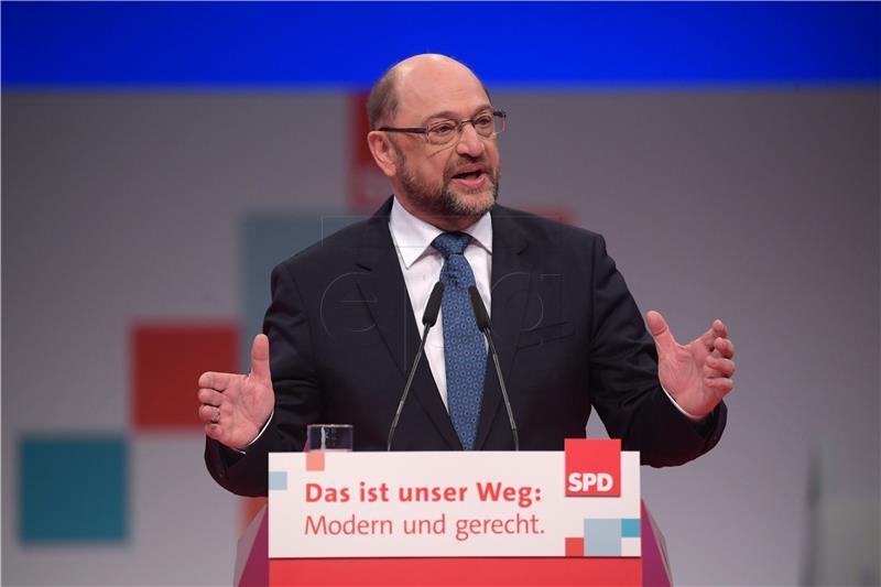 Njemački SPD podržao pregovore s demokršćanima Angele Merkel o sastavljanju vlade