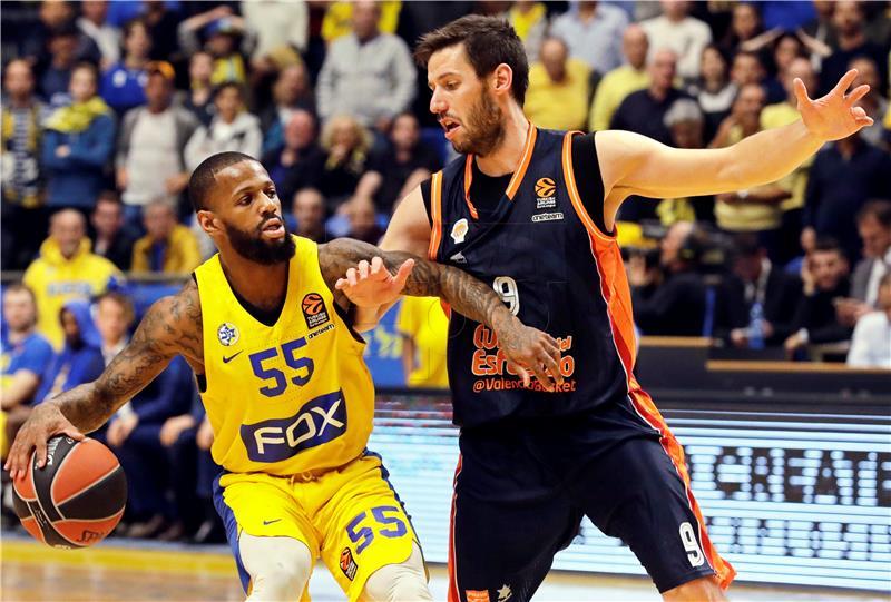 Pobjeda Maccabija, Žalgiris svladao Panathinaikos