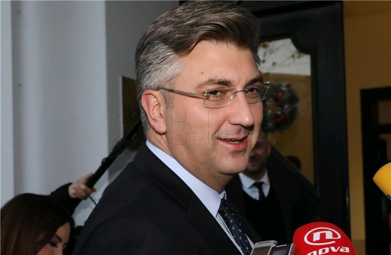 PLENKOVIĆ 'Ministrica Murganić ima moje povjerenje'