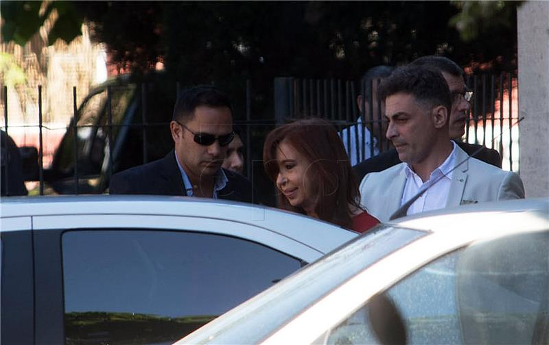 Cristina Kirchner optužena za izdaju, zatraženo uhićenje