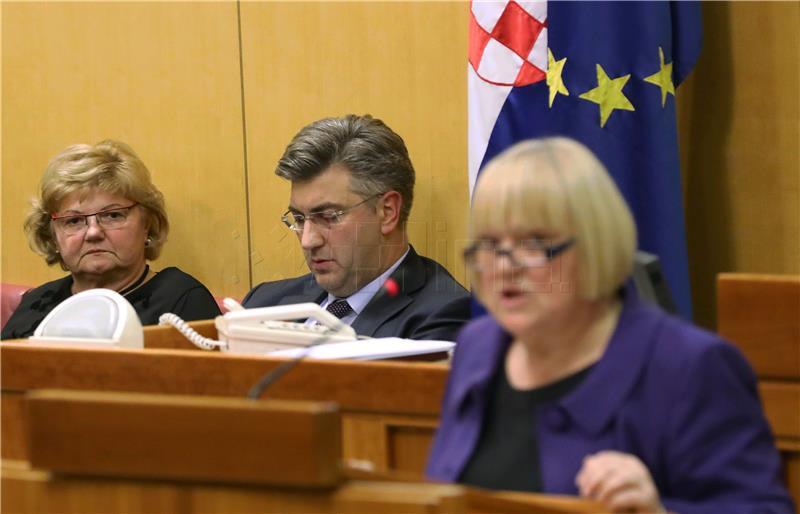 GLAS traži ostavku ministrice Murganić