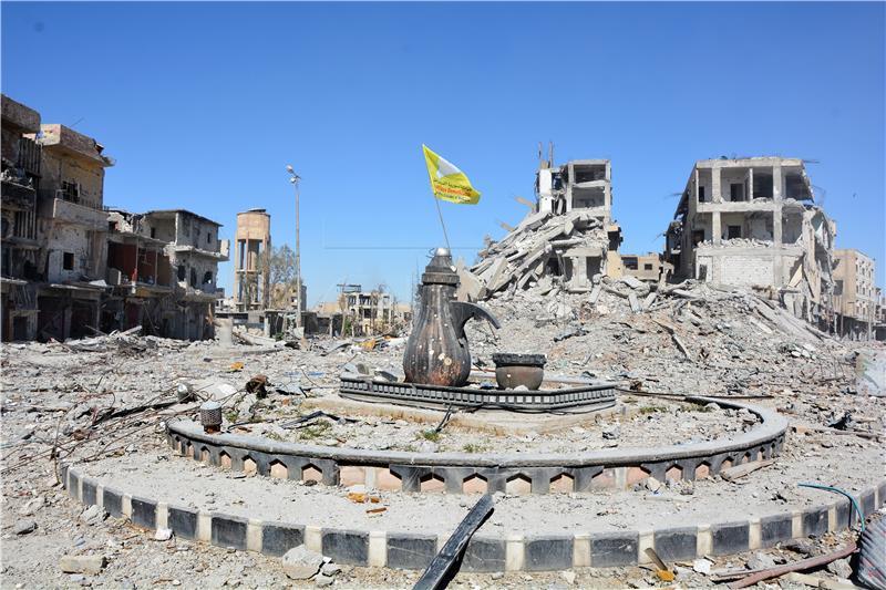 U Siriji i Iraku ostalo manje od 3000 boraca IS-a