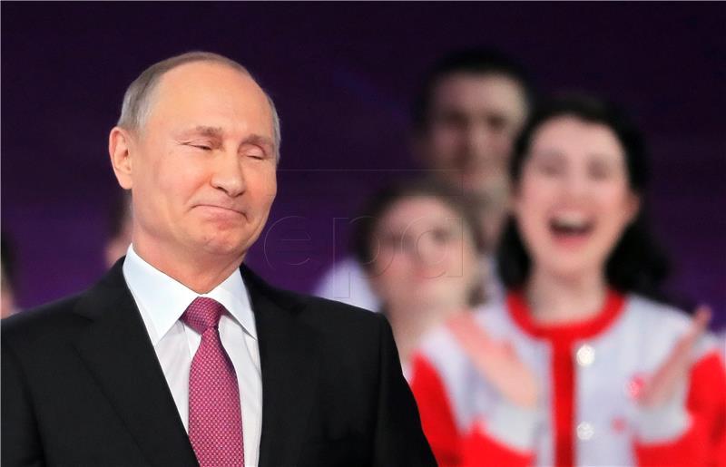 PUTIN 'Rusija neće bojkotirati ZOI u Pjeongčangu'