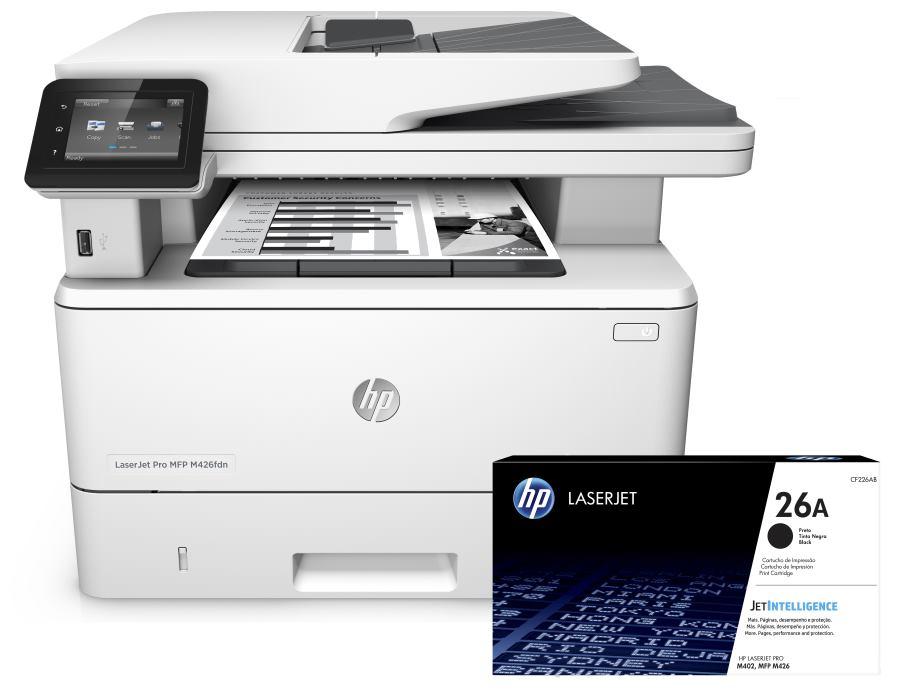 FOTO: VIDEO: HP LaserJet pisači serije 400 za lakši uredski posao