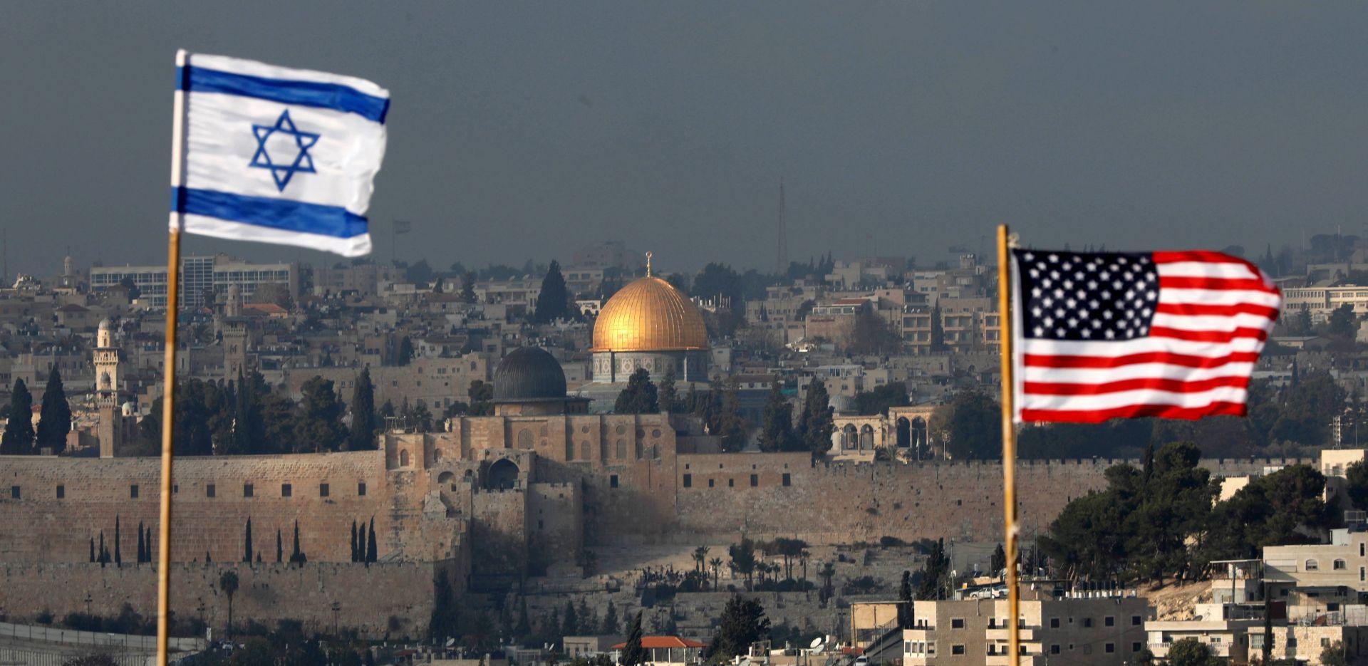 JERUZALEM UN raspravlja o rezoluciji kojom bi poništio Trumpovu odluku