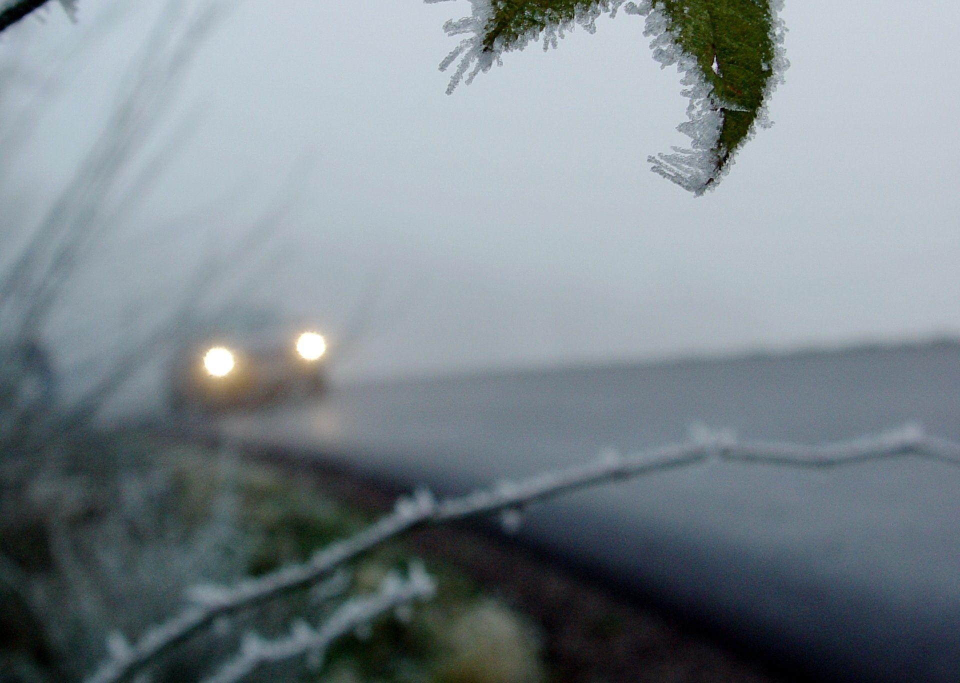 HAK Magla smanjuje vidljivost na cestama, moguća poledica