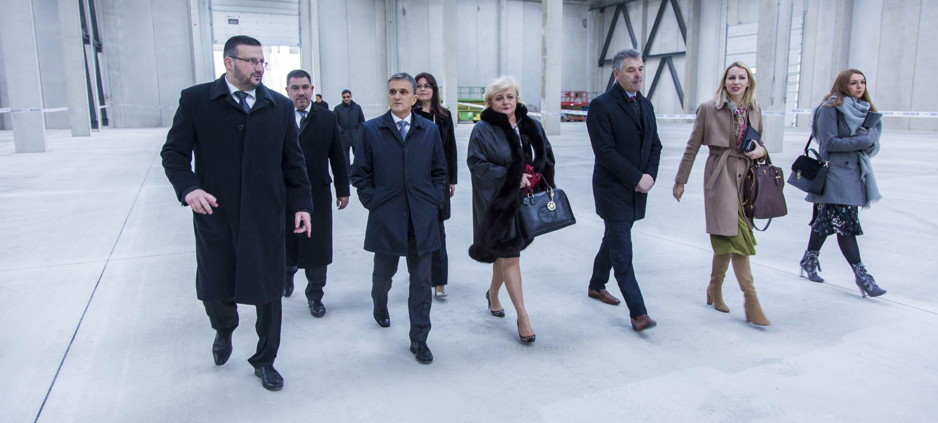 FOTO: Izvršena svečana primopredaja novih skladišta na Terminalu Škrljevo Luke Rijeka