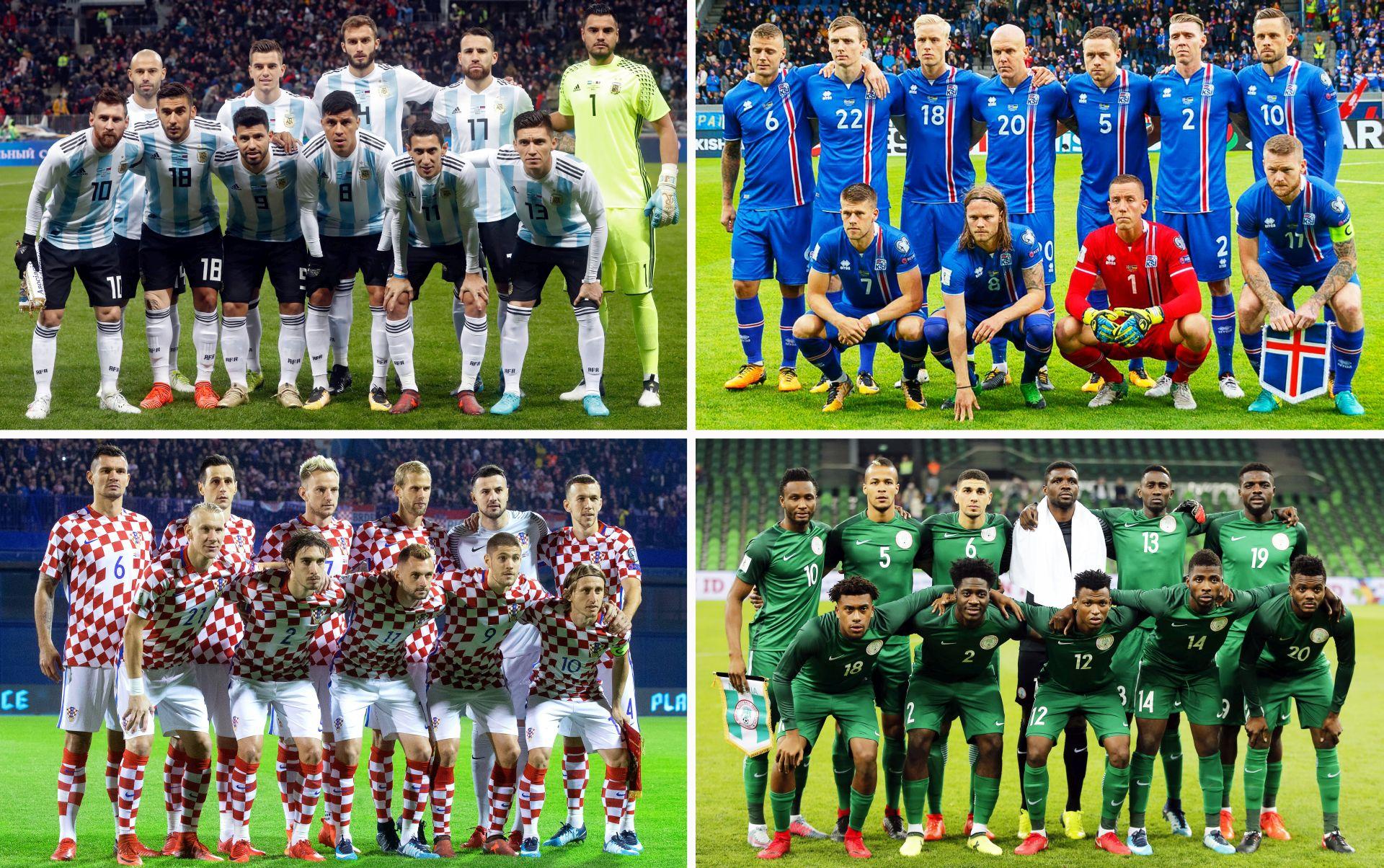 WORLD CUP 2018: Hrvatska u grupi D s Argentinom i Islandom, otvaramo s Nigerijom u Kalinjingradu