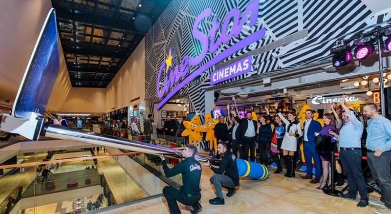 FOTO: CINESTAR 4DX™ Otvoreno najveće kino u Dalmaciji