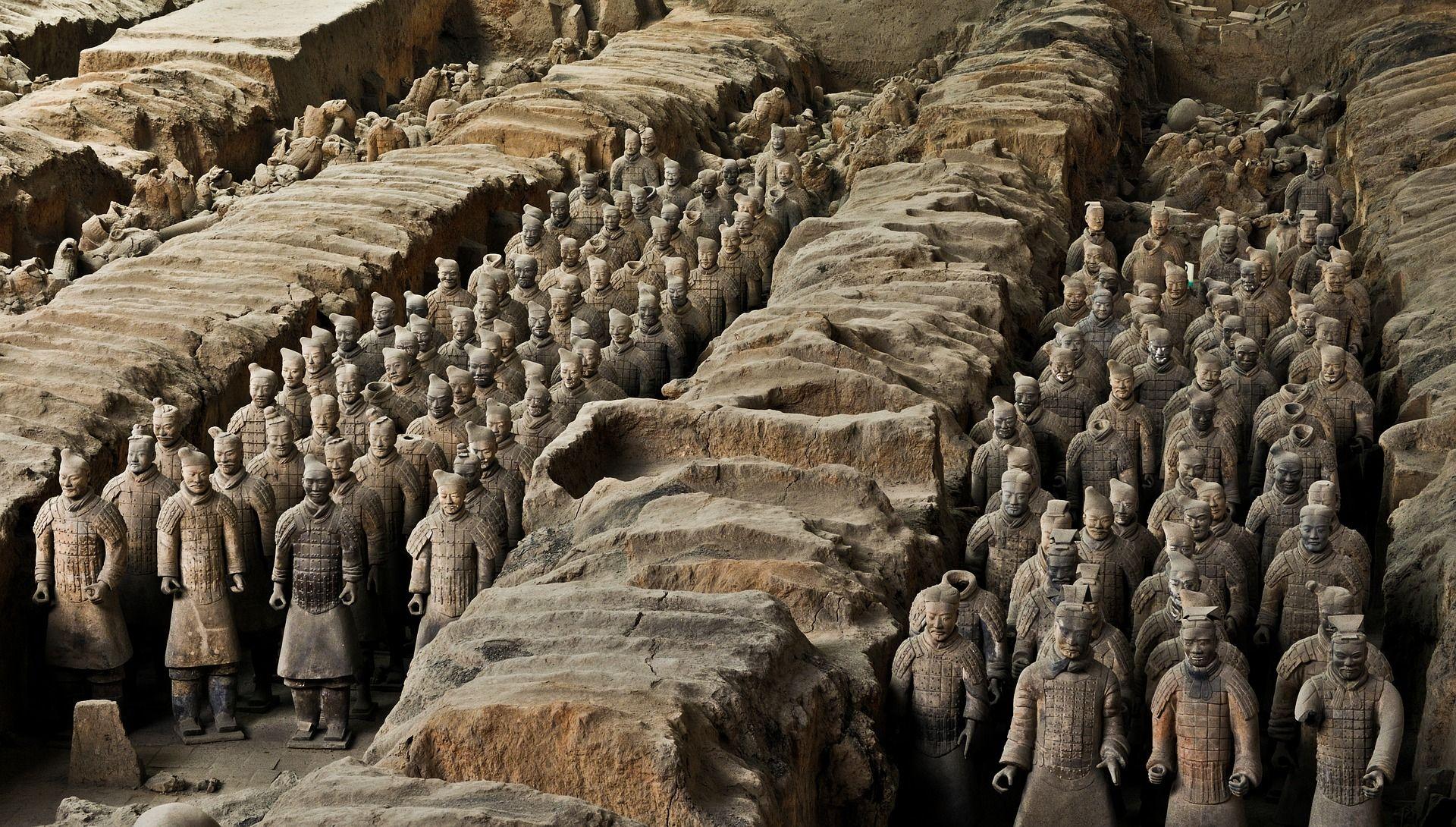 Kineski car naredio da mu pronađu eliksir besmrtnosti