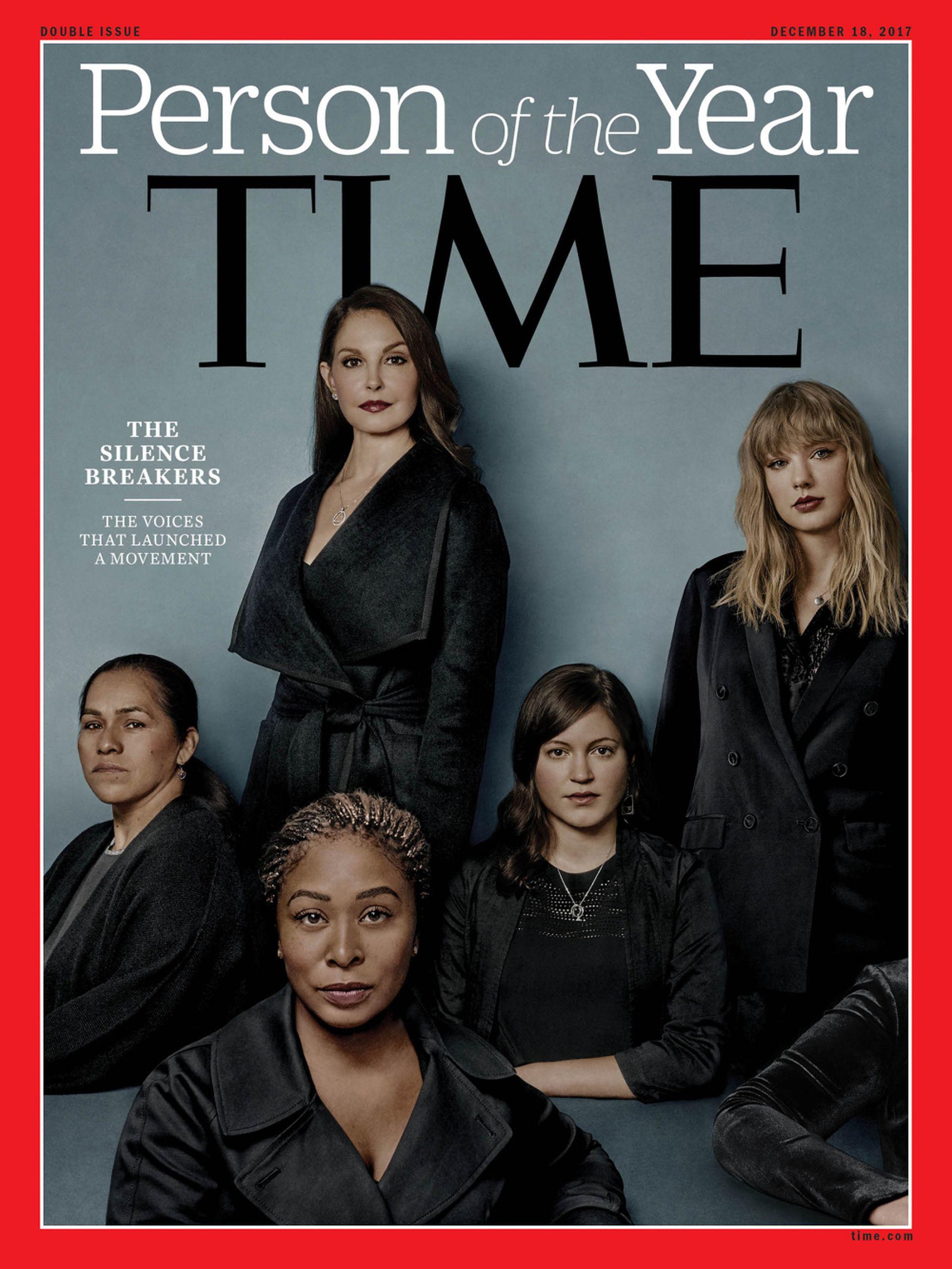 TIME 'Osoba godine' žene koje su progovorile o seksualnom zlostavljanju