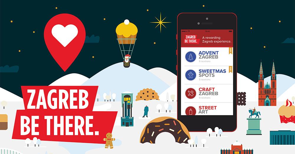 Poznata slastičarka Petra Jelenić osmislila novu rutu mobilne aplikacije Zagreb Be There