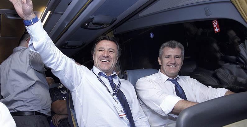 Hajduk i Rijeka kiksali, Dinamo prvak