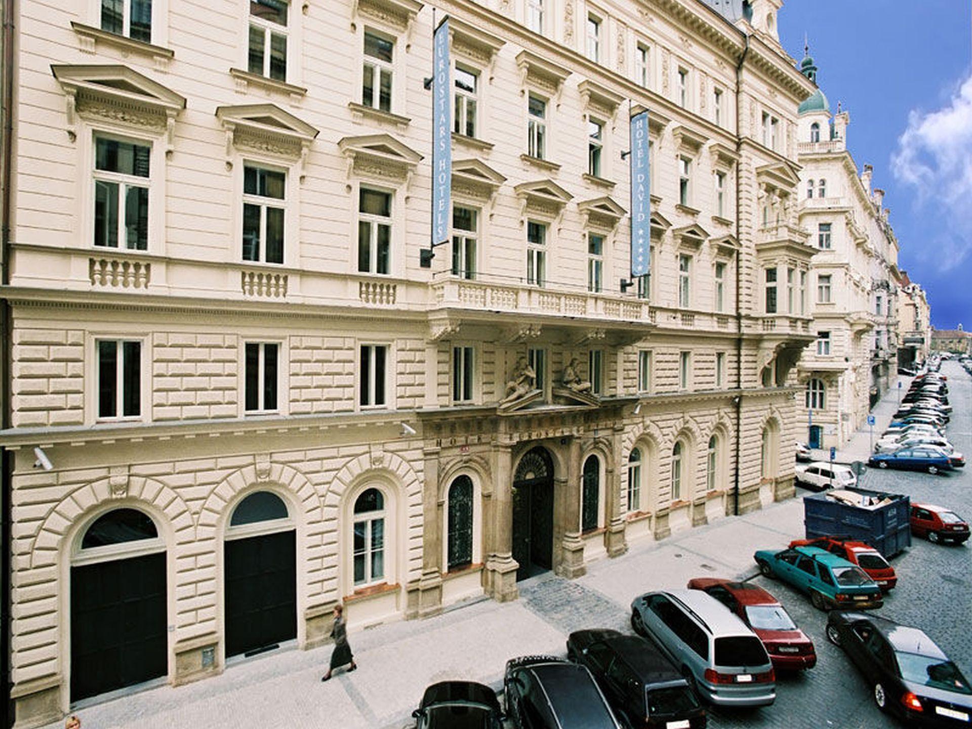 Požar u hotelu u Pragu, ima poginulih