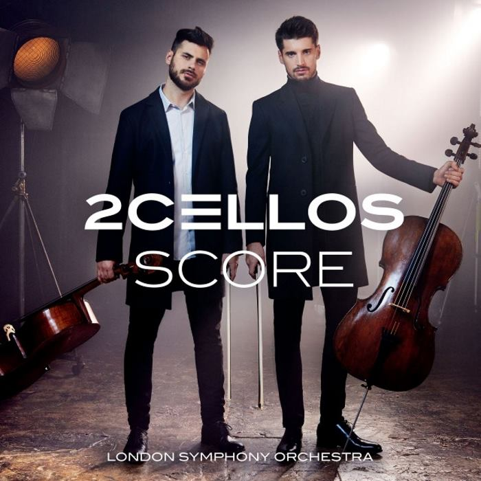 VIDEO: 2CELLOS objavili video spot 'My Heart Wil Go On'